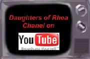 Daughters of Rhea Video Clips Link